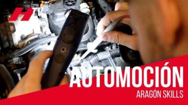 Automoción y Tecnología del Automóvil en Aragón Skills