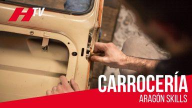 Reparación de Carrocería de Coches en Aragón Skills