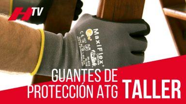 Taller de Guantes de Protección ATG