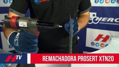 Remachadora Prosert Profesional