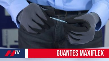 Guantes de seguridad mecánica Maxiflex