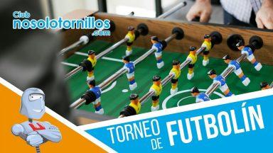 Torneo de Futbolín en Suministros Herco