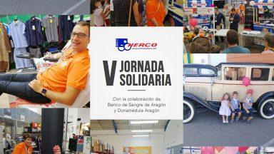 V Jornada Solidaria de donación de sangre