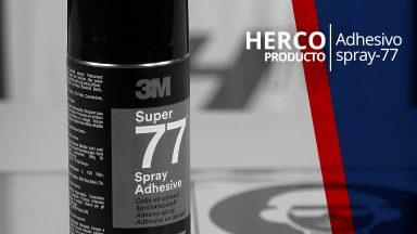 Adhesivo multiusos Spray 77